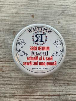"1 ROSEBUD Smith's Minted Rose Lip Balm Tin 0.8 oz  ""RB - MRL"