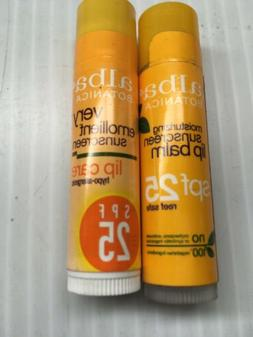 10 pack of very emollient spf25 sunscreen