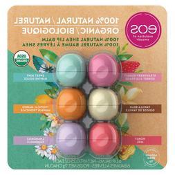 EOS 100% Natural USDA Certified Organic Shea Butter Lip Balm
