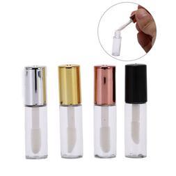 10pcs 1.2ml empty lip gloss tubes lip balm tube lipstick cos