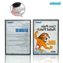 10Pcs/Bag Sumifun Medical Plaster Lion Balm Patch Cream Meri