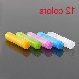 10pcs/lot 2020 new diy Lipstick cool liptube 10 colors <font