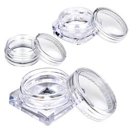10Pcs Transparent Small Bottle 2g/2.5g Cosmetic <font><b>Emp