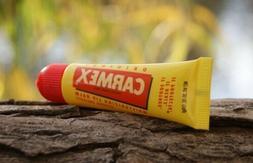 12x Carmex Classic Moisturizing Lip Balm Tube For Chapped Li