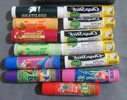 14 LIP BALM ChapStick Aloha Coconut~Lip Smackers Disney~Blis