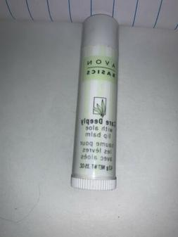 Avon 1999 Care Deeply Lip Balm New Sealed