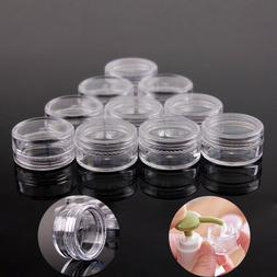 2/3/5/10/15/20g Sample Cosmetic Makeup Jars Pots Face Cream