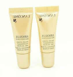 2 Lancome Absolue Precious Cells Nourishing Lip Balm Honey i