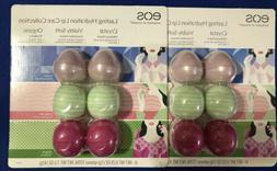 2 EOS Lip Balm 6pk Lasting Hydration Moisture Lip Care Spher