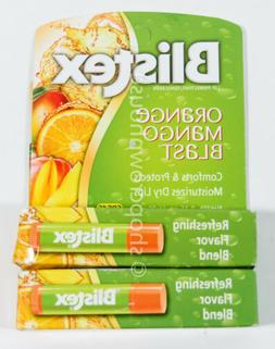 2 Blistex Lip Protectant Balm Sunscreen SPF 15 - ORANGE MANG