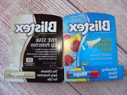 2 New BLISTEX Medicated Lip Balm Rasphberry Lemonade & 5 sta