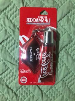 NEW Lip Smackers Lip Balm Gloss Coca-Cola High Shine Soda Po