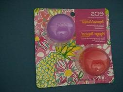 2 pack EOS Tropical Escape Collection Pink Coconut and Islan