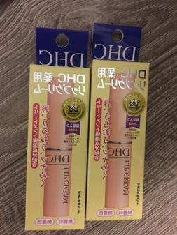 "DHC Medicated Lip Cream Balm 1.5g ""Made in Japan"""