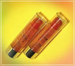 2 Victoria's Secret BEAUTY RUSH Double Lip Balmstick CITRUS