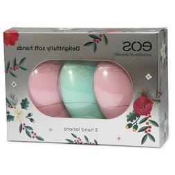 eos 2016 Limited Edition Holiday Hand Lotion 3 pack