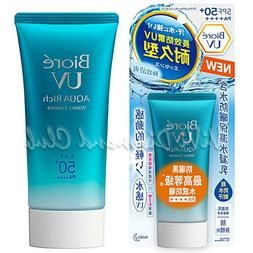KAO BIORE 2016 NEW UV AQUA RICH WATERY ESSENCE SUNSCREEN SPF