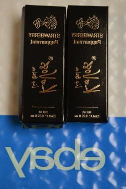 2X K Voss Lip Balm Strawberry Peppermint 0.25 oz/7.3 ml Ipsy