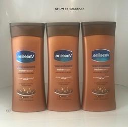 2x Vaseline Total Moisture Cocoa Glow 24Hr Nourishing Lotion