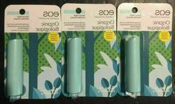NEW eos Organic Biologique Sweet Mint Lip Balm .14 oz New S