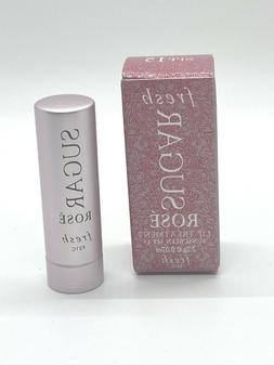 3 FRESH Sugar Lip Treatment SPF15 SUGAR ROSE .07oz Travel Si