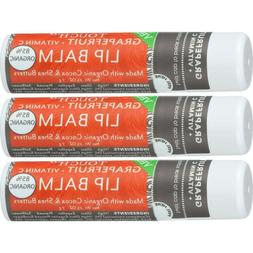 Soothing Touch VEGAN Lip Balm - Grapefruit With Vitamin C S