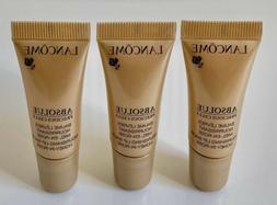 3 X Lancome Absolue Precious Cells Nourishing Lip Balm Honey