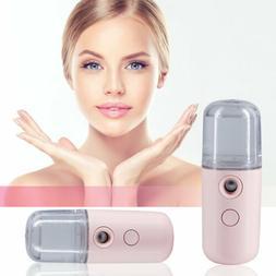 30ml Nano Mist Spray Face Sprayer Moisturizing Humidifier US