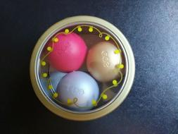 *eos 3pc Set Lip Balm Organic First Snow, Fireside Chai & Po