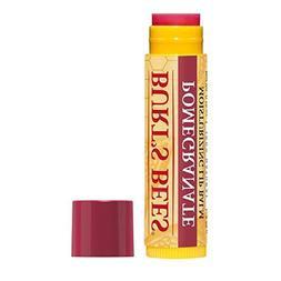 4 burt s bees beeswax pomegranate lip