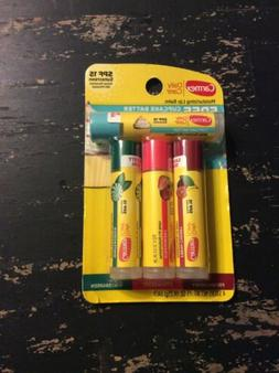 Carmex Daily Care Moisturizing Lip Balm 4 pack including Cup