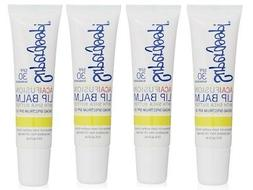 4 Pack Supergoop! Acai Fusion Lip Balm with Shea Butter SPF