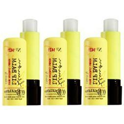4 x Bath & Body Works C.O. Bigelow Lemon Lip Balm Lemon Lip