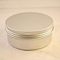 4oz Cosmetic Screw top Tins cosmetic crafts bead storage mak