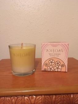 5.5oz Pacifica French Lilac Soy Candle USA