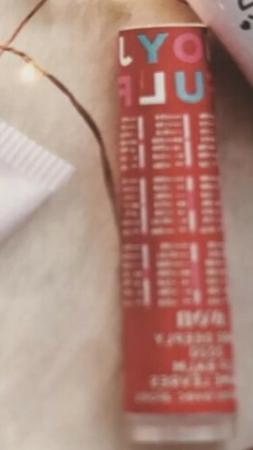Avon Care Deeply with Aloe 2020 Calendar Lip Balm