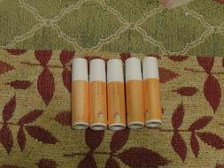5   Melaleuca lip balm -Pina Colada -sun shades