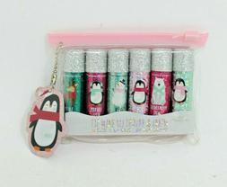 Simple Pleasures 5-pc. Merry & Bright Penguin Lip Balm Set