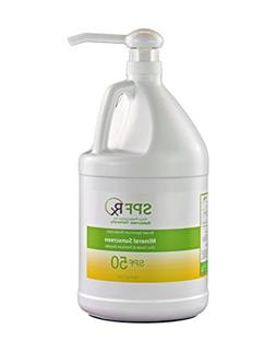 SPF Rx SPF 50 Bulk Sunscreen Mineral Sunscreen With Zinc Oxi