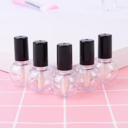 5Pc/Lot Empty Lip Gloss Lipstick Lamp Bulb Tube Lip Balm Bot