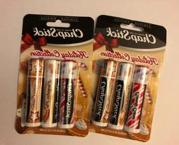 6 holiday collection lip balm pumpkin pie
