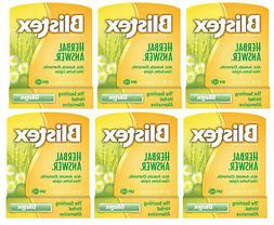 6 PACK Blistex Lip Balm Herbal Answer SPF 15 0.15oz 04138885