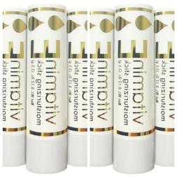 6 x Perfectly Pure Vitamin E Moisturizing Sticks-3.5 grams