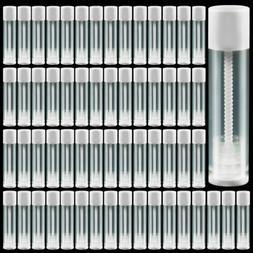 60x 5 5ml plastic lipstick tubes diy