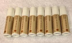 8 Pack MELALEUCA Sun Shades Lip Balm Vanilla Bean  FRESH