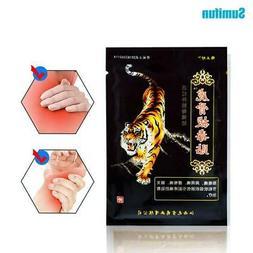 8Pcs/Bag Sumifun Tiger Balm Chinese Herbs Medical Plaster Jo