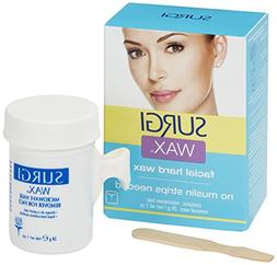 A.I.I. CLUBMAN Surgi-Care Wax Hair Remover for Face, 1 Ounce