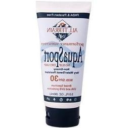 All Terrain - AquaSport Performance Sunscreen 30 SPF - 3 oz.
