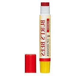 Burt's Bees Lip Shimmer, Cherry 0.09 Ounce