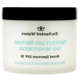 Day Face Moisturizer with Sunscreen SPF 30 Anti-Aging, Chemi